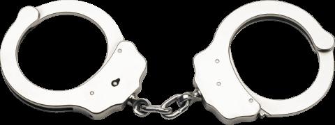 Silver Handcuff