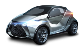 Silver Lexus LF SA Car