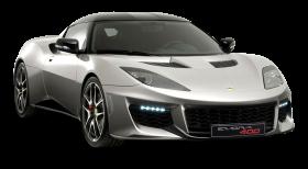 Silver Lotus Evora 400 Car