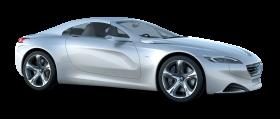Silver Peugeot SR1 Car