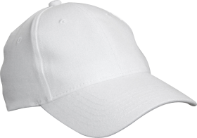 SImple white Cap