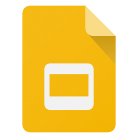 Slides Icon Android Lollipop