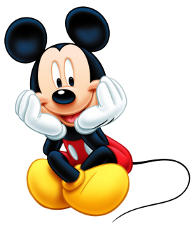Smiling Mickey