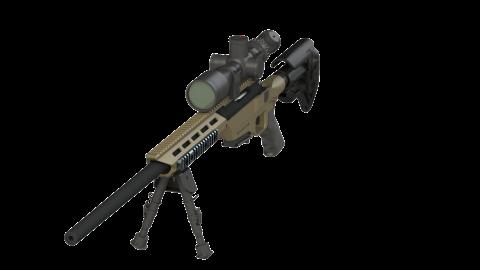 Sniper Clipart