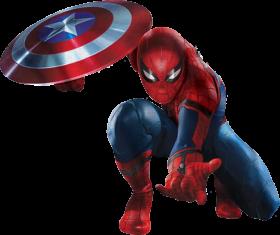 SpiderMan  Shield