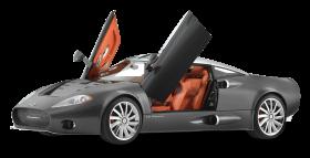 Spyker C8 Aileron Gray Car