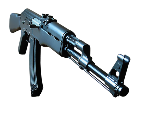 Steel Ak-47