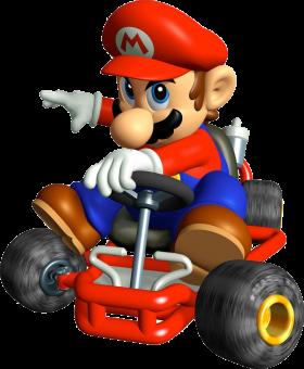 Super Mario Driving