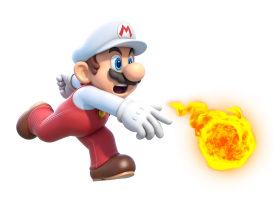 Super Mario Fire