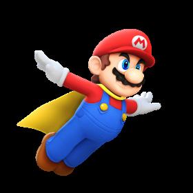 Super Mario Flying