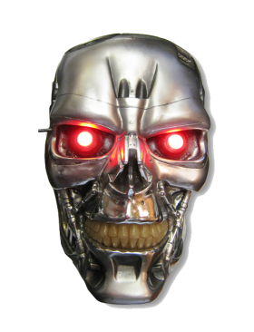 Terminator Skull / Head