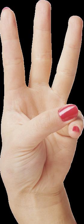 Three Finger Hand