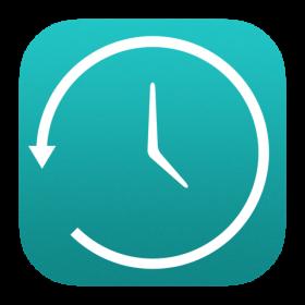 Time Machine Icon iOS 7