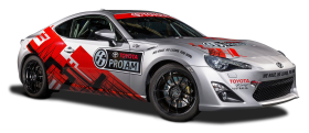 Toyota 86 Pro Am Racing Car