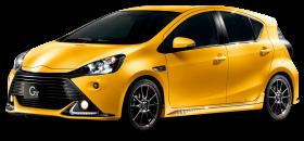 Toyota Aqua G Sports Car