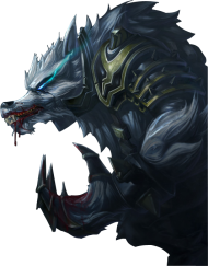 Tundra Hunter Warwick Splashart