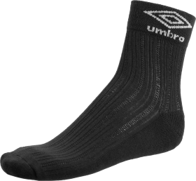 Umbro Black Socks