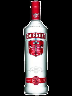 Vodka Smirnoff Bottle