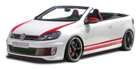 Volkswagen Golf GTI Cabriolet Car