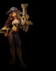 Waterloo Miss Fortune