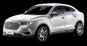 White Borgward BX6 TS Car