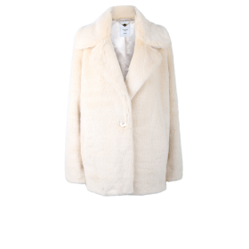 White Fur Clothing