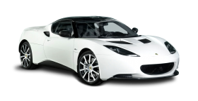 White Lotus Evora Carbon Car