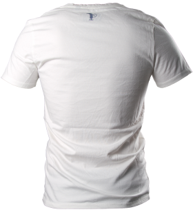 White Pitico  Polo Shirt