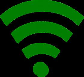 Wifi Icon Green