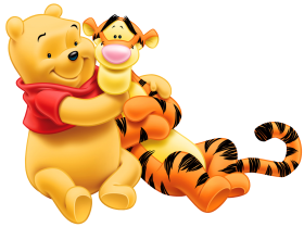 Winnie Pooh Tigger