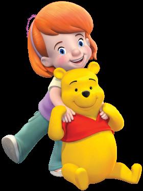 Winnie The Pooh  – Darby