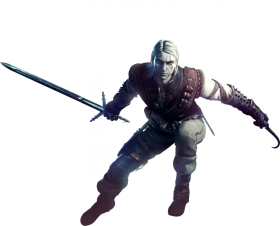 Witcher Geralt