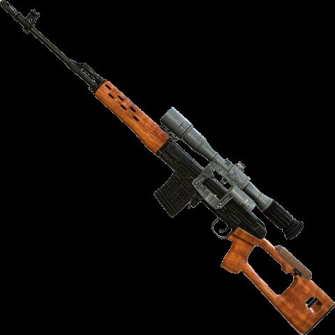 Wooden Sniper