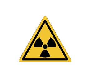 Radiation Warning Png