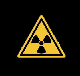 Radiation Warning Png