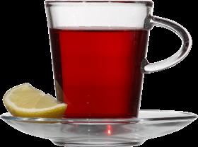 Red Tea with Lemon