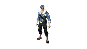 Royale Bomber Skin