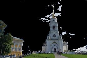White Stone Dormition Cathederal – Russia