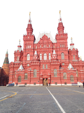 Red Square – Russia