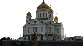 White Stone Dormition Cathederal – Russia