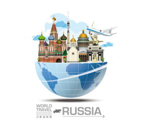 Sights of Russia