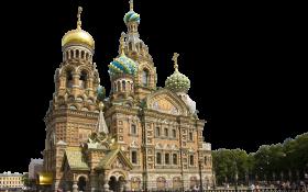Landmark Building in Russia