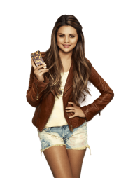 Selena Gomez Short Jacket