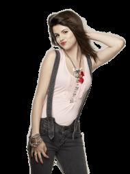 Selena Gomez Side