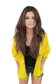Selena Gomez Yellow