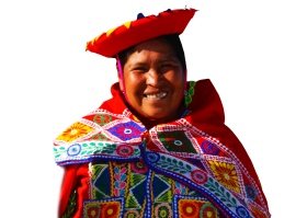 South American Smiling