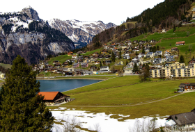 A Small Community in Switzerland
