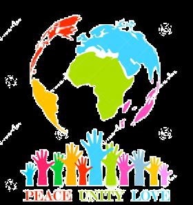 Peace, Unity, Love