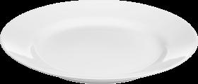White Basic Plate